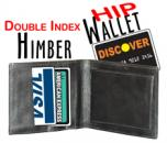 Himber Wallet - DOUBLE Index - Hip