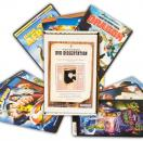 Dissertation DVD Movie Set - Kids