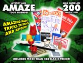 Kids Complete Magic Set 200 Series