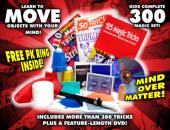 Kids Complete Magic Set 300 Plus DVD