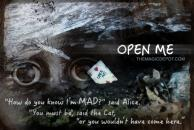 Open Me (Rabbit Hole Card)  FREE with orders over $50