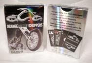 Orange County Choppers Playing Cards
