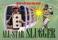 All-Star Slugger by Orin Shemin