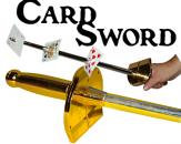 Card Sword Compound Plastic