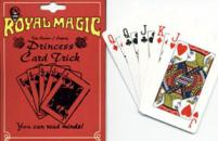 Princess Card Trick-Royal