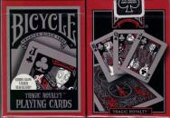 Tragic Royalty Bicycle Playing Cards
