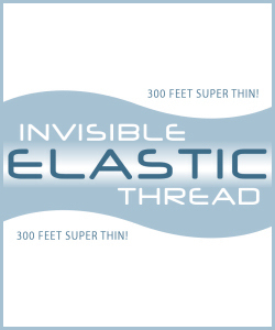 Invisible Elastic Thread (300 Feet)