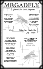 Mr. Gadfly Issue Two (PDF)