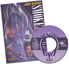 Smoke & Mirrors by John Bannon (DVD)