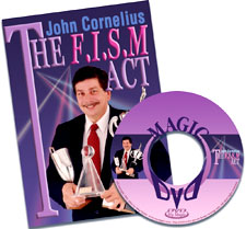 F.I.S.M. Act DVD by John Cornelius