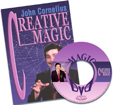 Creative Magic DVD by John Cornelius