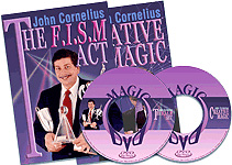 Creative Magic & Fism DVD set by John Cornelius