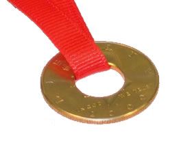 Johnson Coin-Off Ribbon