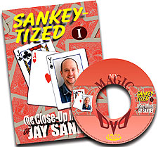 Sankey-Tized #1 by Jay Sankey