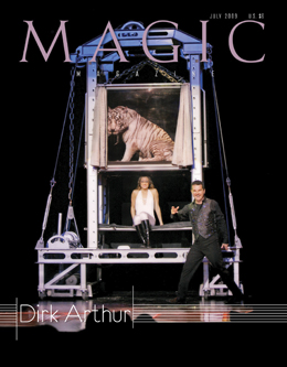 Magic Magazine July 2009