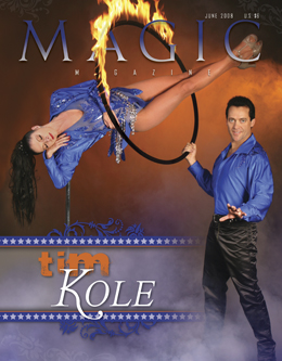Magic Magazine June 2008