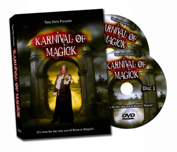Karnival of Magick by Tony Chris