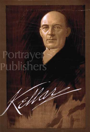 Magic Greeting Cards-Kellar:Portrait