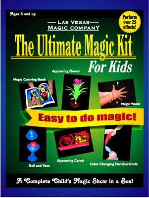 Kids Ultimate Magic Set