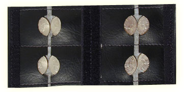 Koin Keepers Coin Wallet by Kueppers DISCONTINUED