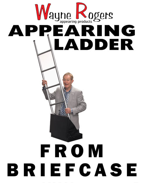 Appearing Ladder from Briefcase - Complete