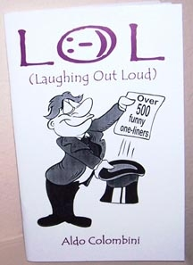 Laughing Out Loud by Aldo Columbini