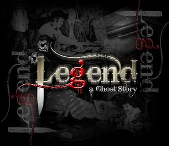 Legend: A Ghost Story DVD