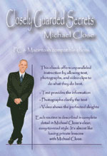 Closely Guarded Secrets by Michael Close CD-ROM