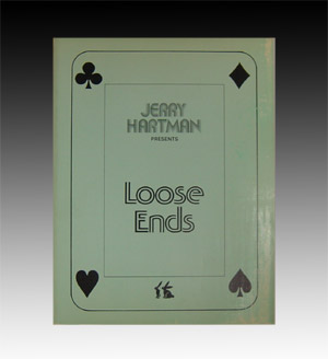 Loose Ends by JK Hartman