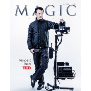 Magic Magazine May 2012