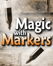 Magic with Markers (Two DVD Set) FREE with orders over $200*