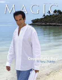 Magic Magazine August 2009