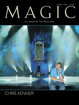 Magic Magazine August 2006