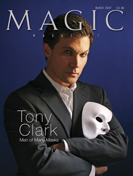 Magic Magazine March 2007