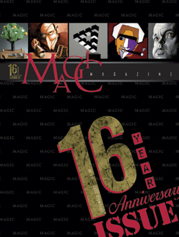 Magic Magazine September 2007