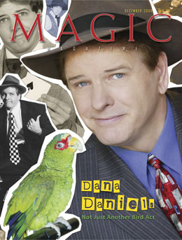Magic Magazine December 2006