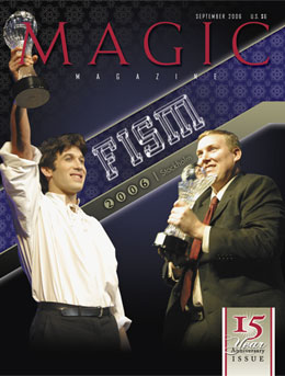 Magic Magazine September 2006