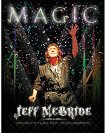 Magic Magazine October 2008
