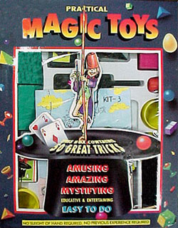 Magic Toy 50 Trick Set-#3 (Discontinued)