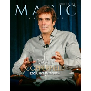 Magic Magazine October 2012