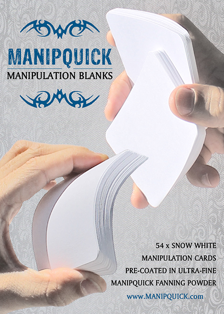 ManipQuick Manipulation Cards (Blanks)