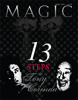 Magic Magazine March 2008