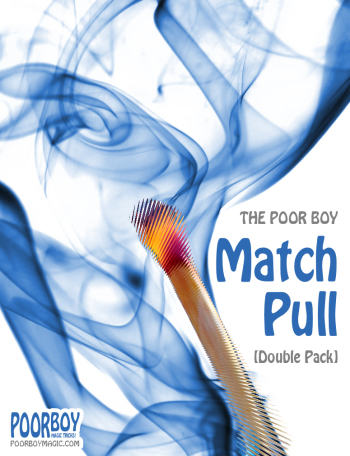 Poor Boy Match Pull BUY 1 GET 1 FREE