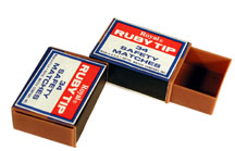 Matchless Matchboxes-Royal