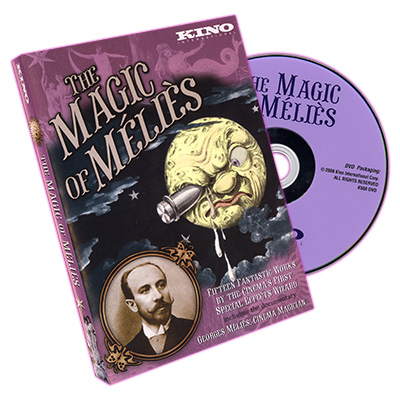 The MAGIC of MÉLIÈS DVD
