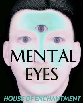 Mental Eyes by Jay Leslie