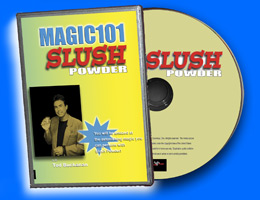 Magic 101 Slush Powder DVD