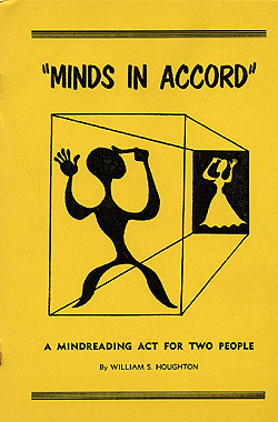 Minds In Accord by Houghton