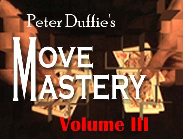 Move Mastery #3 by Peter Duffie FREE with orders over $150*