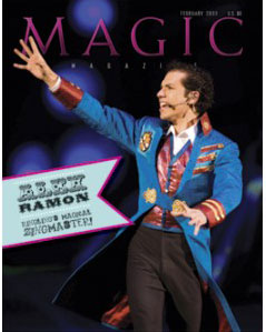 Magic Magazine February 2009